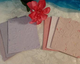 Flowers Blooming card set