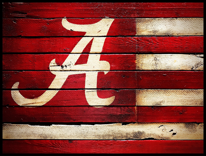 Alabama Crimson Tide Flag, Crimson Tide Nation, University of ...