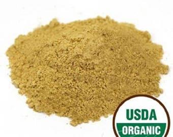 Fenugreek Seed Powder, Organic  1 lb. POUND