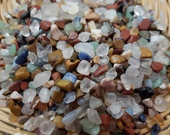 Gemstone Chip Mix 10g bag