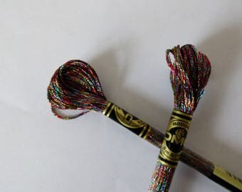 DMC stranded E130 embroidery threads