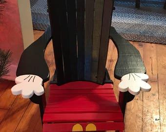 Mickey Airondack Chair