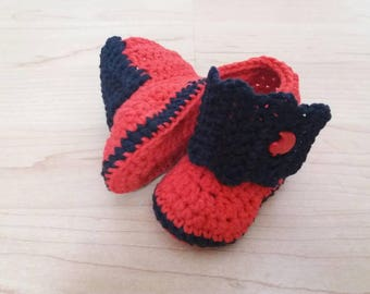 Baby Shoes with Wide Strap