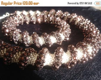 """Necklace, bangle """"luxury"""""""