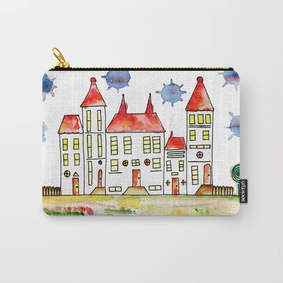 Carry All Pouches Amsterdam Nordic City