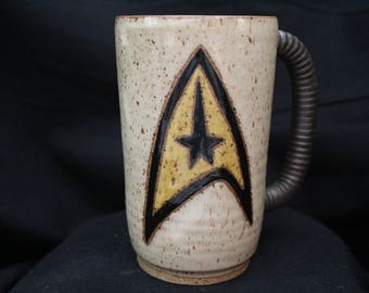 Star Trek Captain's Mug #633