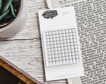 Clear Stamps_ mini _ grid _ 040