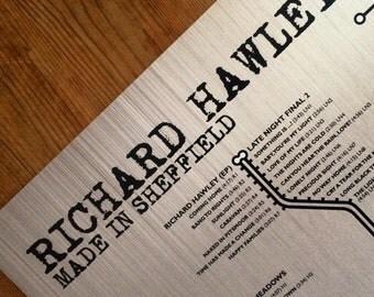RICHARD HAWLEY - Made in Sheffield