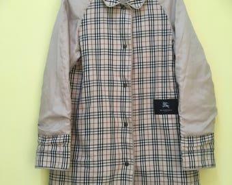 Burberry reversible Coat