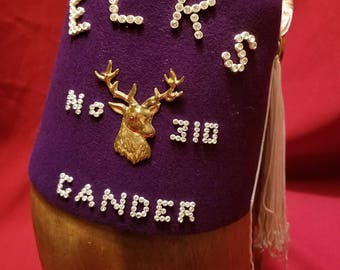 "Rare Elks Lodge  ""FEZ"" ~ BPOE ~ Boise, ID No. 310 Benevolent and Protective Order of Elks"