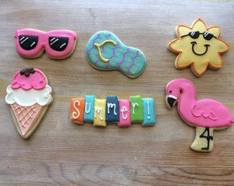 Summer Cookies (1 dozen)