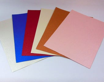 Set of sheets of paper TEXTURE to scrapbooking and crafts hobbies