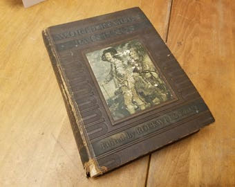 World famous paintings book 1939 with 100 Color plates/prints Rockwell Kent