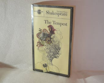 William Shakespeare - The tempest VINTAGE