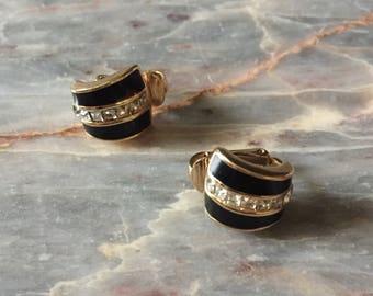 Christian Dior, vintage earrings