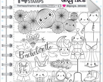 80%OFF - Bachelorette Stamp, Commercial Use, Digi Stamp, Digital Image, Bachelorette Digistamp, Bachelorette Party, Bride Stamp, Bride To Be