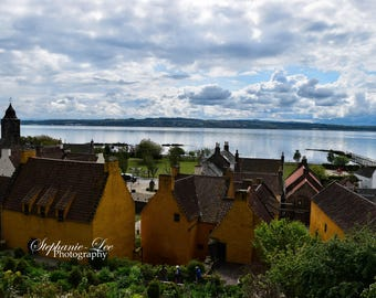 Digital download, Digital photography download, Large wall art, Home decor, Photography print, Scotland - Culross Palace.
