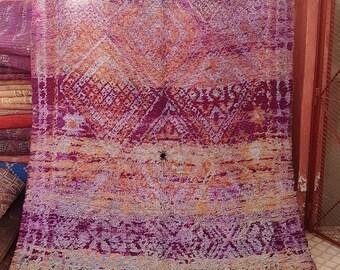 Vintage carpet beni'mguilte