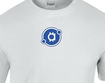 CryptoT CAS Logo Tshirt