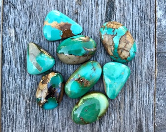MADE TO ORDER: Royston Turquoise Ring