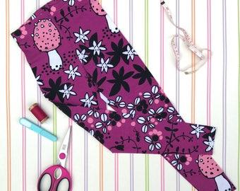 Purple leggings, organic leggings, unisex leggings, Christmas gift, gift, birthday gift, gifts for kids, unisex pants, kids leggings, jersey