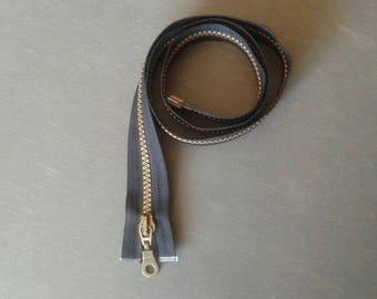 78 cm detachable plastic zipper