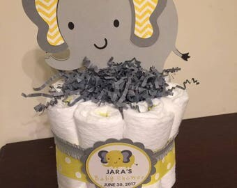 Mini Diaper Cakes- You choose theme!