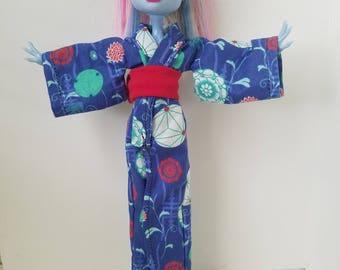 Doll Yukata