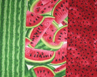 Watermelon Cotton Fabric by Timeless Treasures
