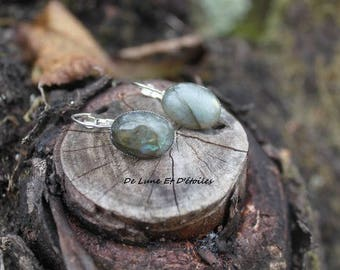 Fairy and these earrings Labradorite