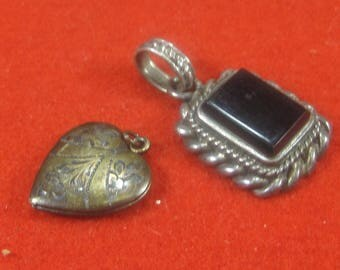 S-64 Vintage  pendants 925 silver