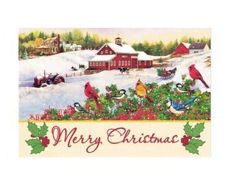 It's Christmas! Merry Christmas Greeting Card