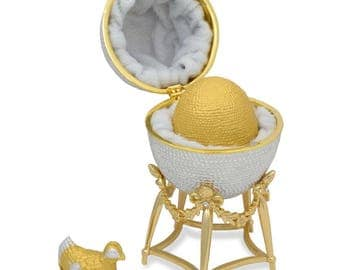 1885 The Hen Faberge Egg