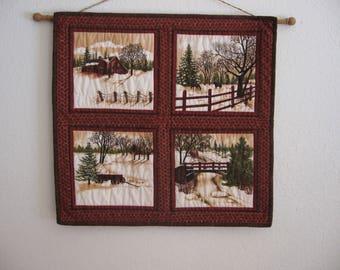 Snow Country Scenes