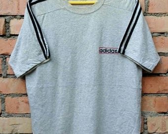 OFF 15% Rare!!! Adidas Three Stripe Hiphop Tee Shirt
