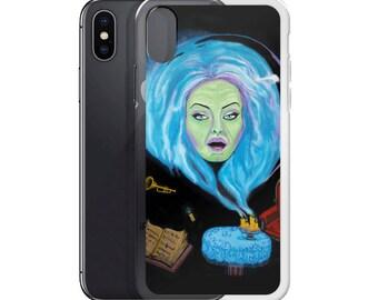 Disney Madame Leota iPhone Case