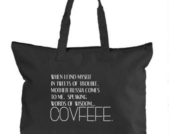 WORDS OF WISDOM (Tote Bag)