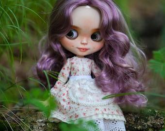 Custom Blythe doll OOAK My little cat