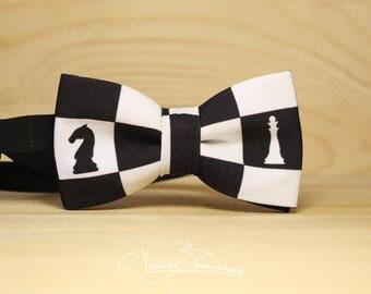 Сhess Bow tie - Bowtie