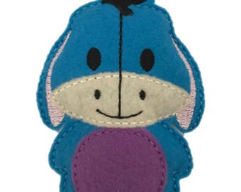Eeyore inspired Catnip Toy