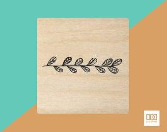 Décor Element-2 - 3cm Rubber Stamp (DODRS0120)