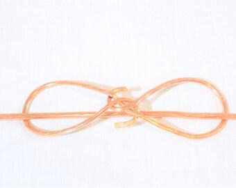 Copper Hair Stick, Metal Hair Clip, Hair Pin, Hair Barrette, Shawl Pin, Hair Accessories for Women, Hair Slide, Long Hair Accessory,
