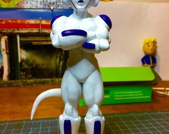 Dragon Ball Z Frieza Polymer Clay Figurine