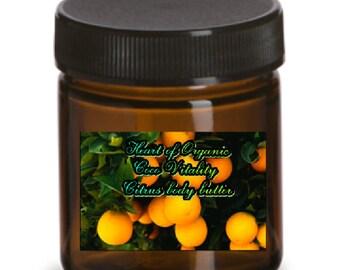 Coco Vitality Citrus Body Butter