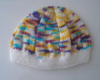 Knit newborn baby Hat