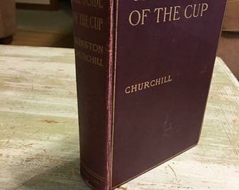 Winston Churchill~ inside of the cup
