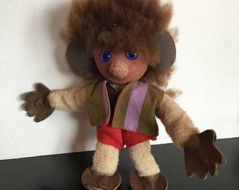 Vintage Troll Doll From the mid to late 1960's