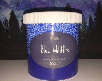 Blue Wildlife slime/floam