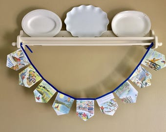 Scuffy the Tugboat the Little Golden Storybook Banner, Garland, Bunting