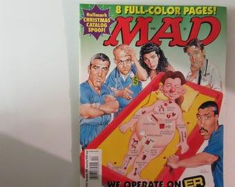 Mad Magazine December 1998